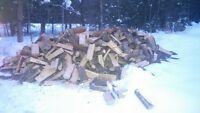 GREEN TAMARACK FIREWOOD FOR SALE!!!