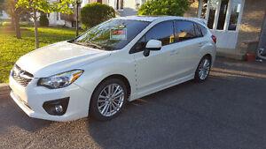 2014 Subaru Impreza 2.0i Sport Pack 22800 km