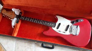 ***1965*** Fender Mustang (100% original!!!)