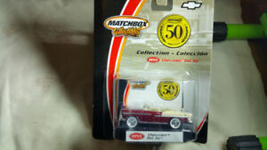 MATCHBOX COLLECTIBLES 50 YEARS (1952 - 2002)