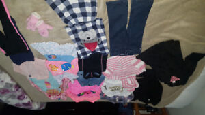 Girls Size 2T Clothing Lot