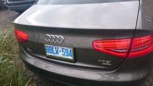 Audi A4 Trunklid