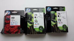 Ink Cartridges for HP printer