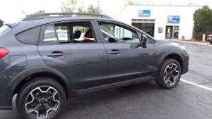 2013 Subaru CrossTrek for parts, lots of new parts