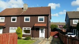 3 bedroom semi-detached villa to rent in Dalry