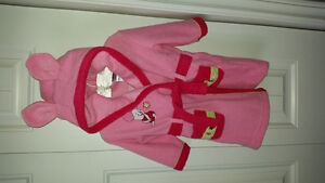 Baby Girl Bath Robe