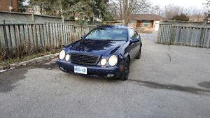 1998 Mercedes-Benz CLK-Class Coupe (2 door)