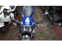 Honda hornet 600 2003