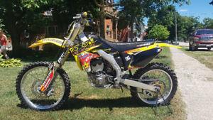 2007 RMZ250