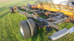Dodge 3500 rolling chassis