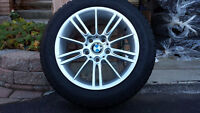 205 55 16 bmw rims and tires