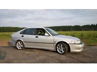 Saab 9-3 2.0HOT Aero Auto 2002 120K Very smooth, Just serviced, Lots of receipts