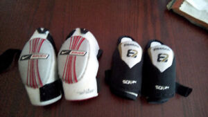 For Sale: Child / Youth Elbow Pads and Hockey socks