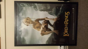 Lord of the Rings Theater Poster