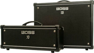 Boss Katana Amps, includes over 50 Boss effects