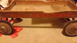 Childs Antique Wagon