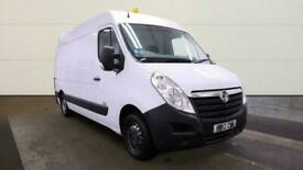 2012 12 VAUXHALL MOVANO MOBILE JETTING UNIT / DRAIN CLEANING VAN - MWB MEDIUM RO