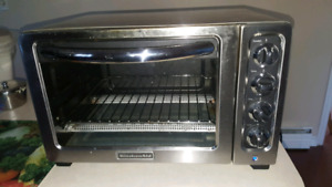 Kitchen aid compact convection oven