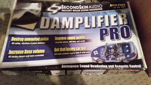 Sound Proofing Damplifier Pro