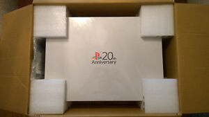 Sony PS4 20th Anniversary Console - Brand New - Sealed