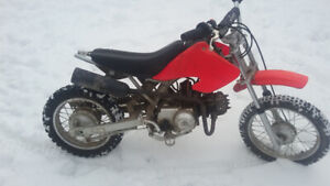 Baja 90cc dirt bike in great shape
