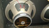 Speaker Celestion G12 Vintage 30 16 omhs