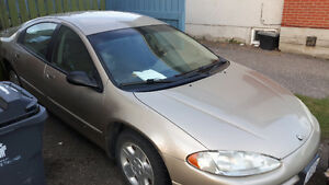 2004 Chrysler Intrepid Base Sedan