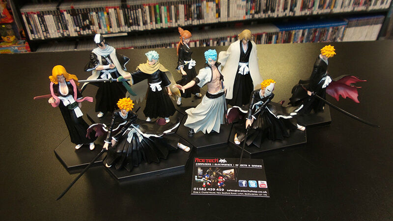 How to Buy Bleach Figurines