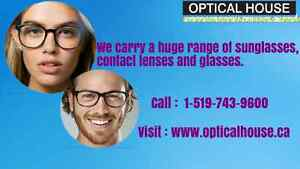 Optometrist in Waterloo Kitchener / Waterloo Kitchener Area image 1