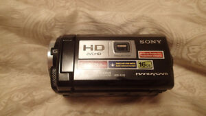 SONY  CAMCORDER 1080P MINT CONDITION $275.00