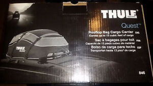 Thule soft roof cargo
