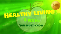 Healthy Living/healthy eating/healthy recipes