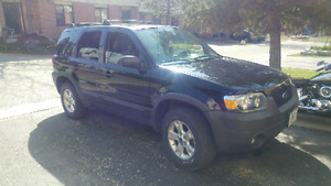 2007 Ford Escape As Is
