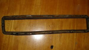 1972 Buick Skylark/GS tail light rubber impact strips Kingston Kingston Area image 4