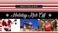 Southland Mall Holiday Kick-Off Event & Santa Arrival