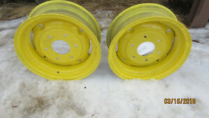 Tractor Front Rims