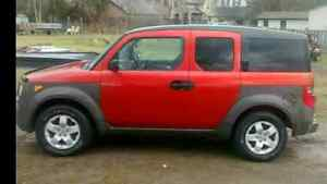 2003 Honda Element SUV, Crossover offers welcome or trades