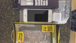 IPhone 6 16gb white complete with otter box Peterborough Peterborough Area image 5