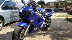 Clean fast sharp looking R6