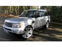 """2006 Range Rover Sport HSE 22""""Alloys Only 98k Miles!!"""