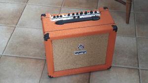 orange crush 35 ldx amp