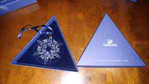 Swarovski Ornaments