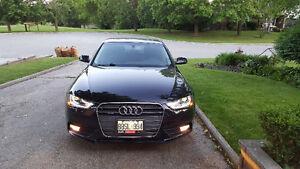 2014 Audi A4 Komfort MANUAL LOW KM 1 yr Warranty left Audi Care
