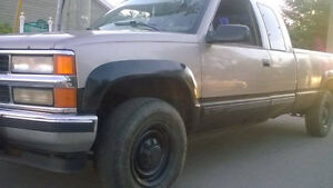 chevy k2500 turbo diesel trades