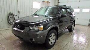Ford Escape 4dr XLT Auto 4WD 2005