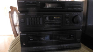 Compact Audio System & Disc Player