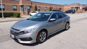 2016 Honda Civic Lease takeover