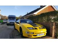 Nissan 300 ZX Turbo PETROL AUTOMATIC 1990/5