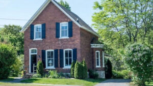 Gorgeous century home in Picton Prince Edward County-6 month let