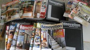 renovation bricolage